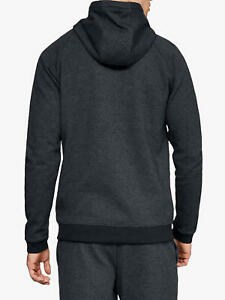 Under Armour Unstoppable Double Knit Mens Training Hoodie Small  Black *flaw*