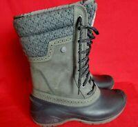 The North Face Shellista II Womens Size 9 Tan Snow Boots Fine Alpine