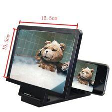 Top Handy Screen Magnifier 3D Phone Screen Amplifier Phone Video Enlarged Stand