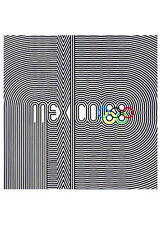 MEXICO CITY 1968 Summer Olympic Games Official Olympic Museum POSTER Reprint