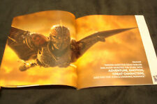 HOW TO TRAIN YOUR DRAGON THE HIDDEN WORLD 2020 Oscar booklet for Best Animated