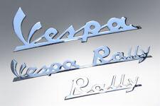 VESPA RALLY BADGE SET OF 3 BADGES