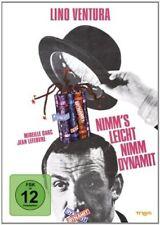 Nimm's leicht - Nimm Dynamit DVD Lino Ventura
