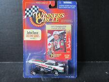 1998 John Force 1:64 Scale Winner's Circle Funny Car