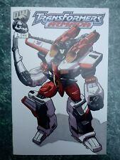 Transformers Armada Energon #7 Variant Cover NM (Dreamwave Comics)