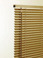 """Wood Print PVC Venetian Blinds - Various Colours & Sizes Spring Oak 180 Cm (71"""") 152cm"""