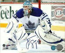 Toronto Maple Leafs Photo Auto 8x10 J S Giguere Hockey