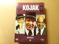 6-DISC DVD BOX / KOJAK: SEIZOEN 1