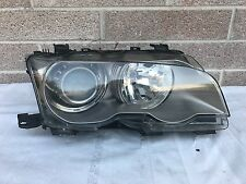 2001 02 03 BMW 3 series Coupe RIGHT Headlight XENON HID OEM Lamp 1305621774