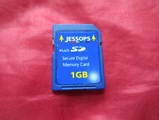 1GB SD Card Jessops - Sandisk - Memory Card For Digital Camera Camcorder