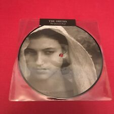 The Smiths Queen Is Dead - 7 inch Ltd Edition Vinyl Picture Disc New Mint Sealed