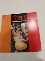 The Monkees - Self Titled LP - Arista 18RS-27  Vinyl Japan
