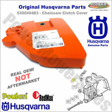 530049483 - Chainsaw Clutch Cover - Original Husqvarna Parts -