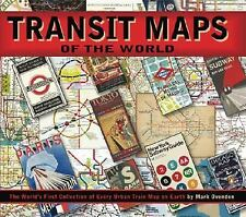 Transit Maps of the World by Mark Ovenden (2007, Paperback)