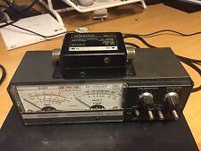 Kenwood SW 200 SWR meter met SWC-1 kop.