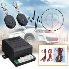 Universal Car Remote Immobilizer Door Central Locking Anti-theft Security System