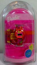MATTEL 2001 BARBIE DIGITAL ELECTRONIC KIDS WRIST WATCH & PHOTO FRAME GIFT SET