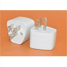 Travel CN UK EU Aus Australian to US USA Power Plug Ac Power Converter Adapter