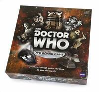 NEW SEALED BBC Dr Who DVD Board Game ~ Family Fun ~ Tardis - Daleks - 11 Doctors