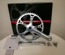 Campagnolo Record Pista Chainset BNIB 50t 165mm Length NEW Fixie Track bike