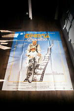 Cinema Paradiso 4x6 ft Vintage French Grande Movie Poster Original 1988