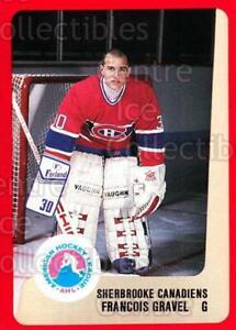 1988-89 ProCards AHL #273 Francois Gravel