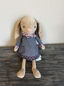 Jellycat Riverside Rambler Rabbit Soft Plush Toy Comforter BNWT