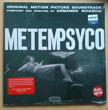 ARMANDO SCIASCIA - METEMPSYCO OST LP - SEALED