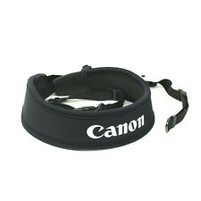 MATIN (Made in Korea) Neoprene Canon DSLR Camera Curved Joint Neck Strap #6710