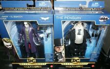 "Mattel DC Multiverse Deluxe 6"" DARK KNIGHT JOKER BATMAN PENGUIN WAVE 3 IN STOCK"