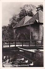 PAYS-BAS HOLLANDE NEDERLAND WATERMOLEN SINGRAVEN DENEKAMP timbrée 1934