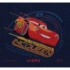 VERVACO  0167543  Disney  Lightning McQueen  Kit  Point de croix compté