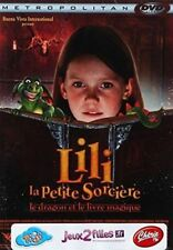 "DVD ""Lili, la petite sorcière""   NEUF SOUS BLISTER"