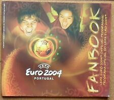 UEFA EURO 2004 PORTUGAL FANBOOK 145 PAGES