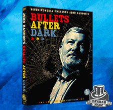 Bullets After Dark - 2 DVD Set by John Bannon - KILLER CARD MAGIC TRICKS