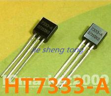 5pcs HT7333-A 7333-A HT7333 HT7333A-1 TO92  Low Dropout Linear Regulator
