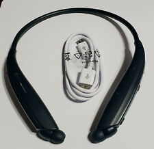New listing Used Black Lg Tone Ultra Hbs-835S Wireless Stereo Headset with Cable in Bulk Pkg