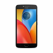 "Motorola Moto E4 Plus Smartphone 5.5"" 16GB 13MP Android 7 Grey Unlocked Sim Free"