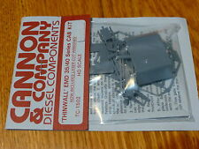 "Cannon & Company #1502 EMD Hood Unit Cab Kit -- ""35"" Line (HO Scale)"