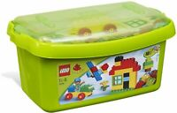 LEGO Duplo 5506 - Large Brick Box - 70+ Pieces - Fast Shipping From Melbourne
