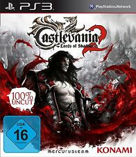CASTLEVANIA LORDS OF SHADOW 2 PS3 TEXTOS EN CASTELLANO NUEVO PRECINTADO PS3