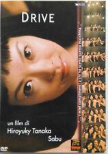 Dvd Drive di Hiroyuky Tanaka Sabu 2002 Usato