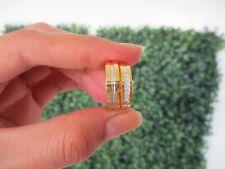 .21 Carat Diamond Twotone Gold Wedding Ring 14k WR165 sepvergara