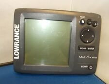 LOWRANCE MARK 5X-PRO FISH FINDER HEAD UNIT ONLY