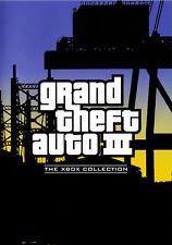 xbox: GRAND THEFT AUTO III