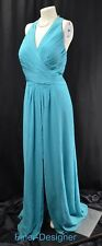 Jasmine Bridal B2 Womens Gown Bridesmaid Prom Dress Party pleated bead Size 18