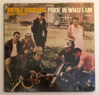 Merle Haggard - Pride In What I Am - SEALED 1969 US 1st Press SKAO 168