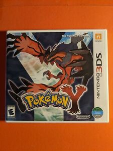 Pokemon Y - Nintendo 3DS World Edition Brand New Factory Sealed FREE SHIPPING!