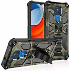 Camouflage Invisible Holder Phone Case For Motorola Moto G Stylus Power Play2021