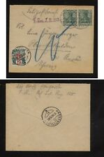 Germany   cover to Switzerland  postage due stamps        KL1008